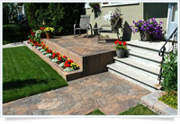 Calgary Patio Landscaping