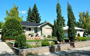 Residential Landscaping in Calgary