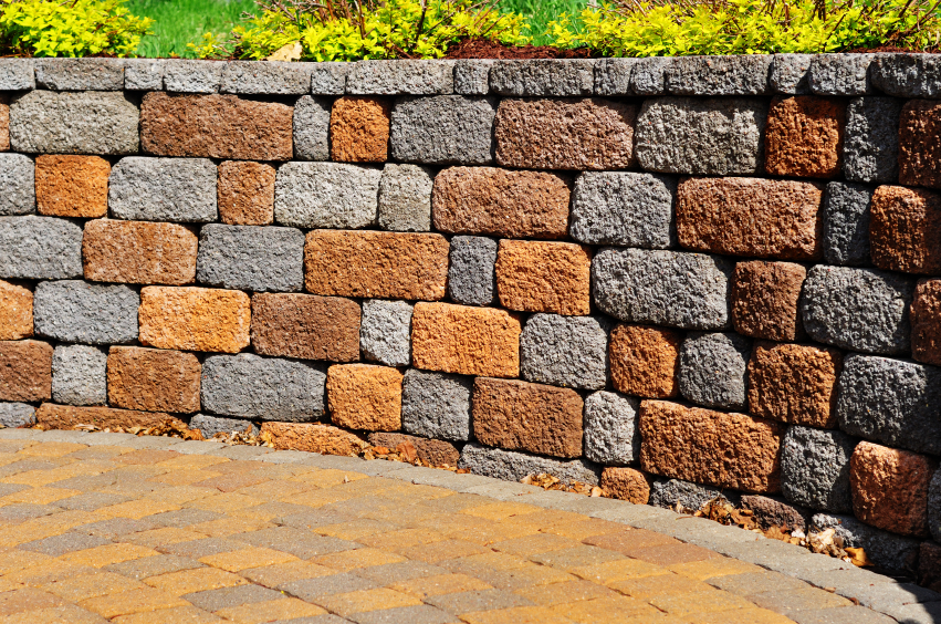 Mirage Landscaping: Calgary's Best Retaining Walls