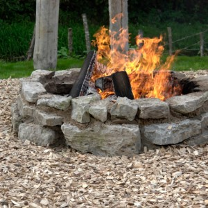 Practicing Fire Pit Safety to Enjoy Your Backyard