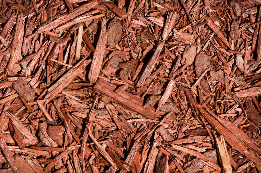 Mirage landscaping inc red cedar mulch