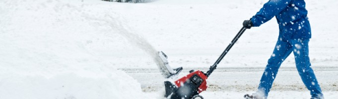 Safe Shovelling! How to Not Break Your Back