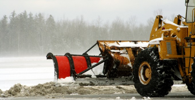 Avoid Over-Salting: Commercial Snow Removal in Calgary