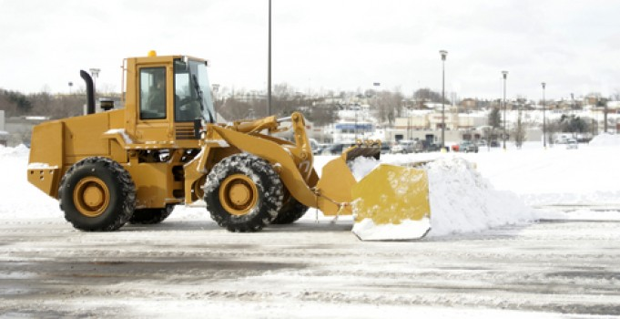 Commercial Snow Removal Equipment