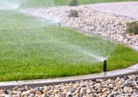 Don't Forget to Drain Your Underground Irrigation in the Fall