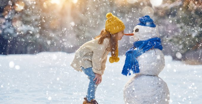 Enjoy the Snow With These Fun Winter Projects