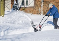 Best Snow Removal in Calgary's Southeast Areas by Mirage Landscaping