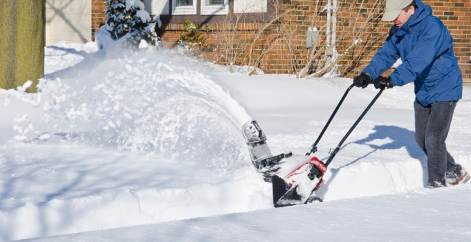 Essential Equipment for Professional Snow Removal Services