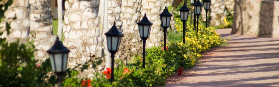 Options for Outdoor Lighting: Calgary's Mirage Landscaping