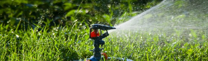 Professional Spring Irrigation Services From Mirage Landscaping in Calgary