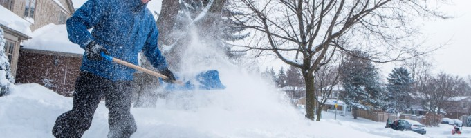 Get Through the Calgary Winter With Safe Shovelling and Snow Removal Tips