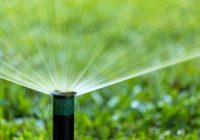 It's Time for Your Fall Irrigation Blow Out
