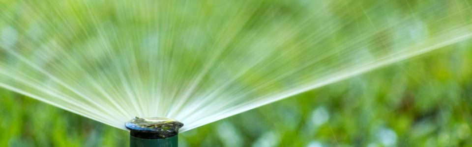 It's Not to Soon to Schedule Your Spring Underground Irrigation Maintenance