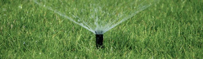 Starting Up Your Underground Irrigation in the Spring
