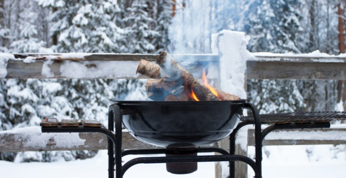 Tips for a Successful Winter Barbecue: Calgary Snow Removal Services
