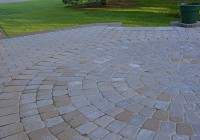 Weed-Free Stone Patios and Walkways By Mirage Landscaping in Calgary