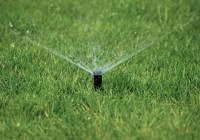 September is Ideal For Underground Irrigation Installation