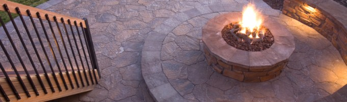 It's Patio Time in Calgary! Update Your Yard With Beautiful Brick, Stone or Concrete