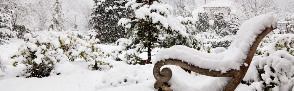Outdoor Decorating Ideas for the Winter