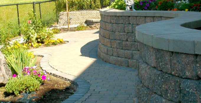 Calgary's Best Retaining Walls by Mirage