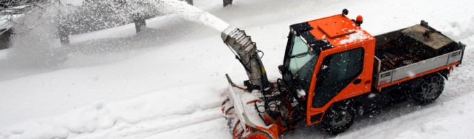 Snow Removal For Your Commercial Property in Calgary