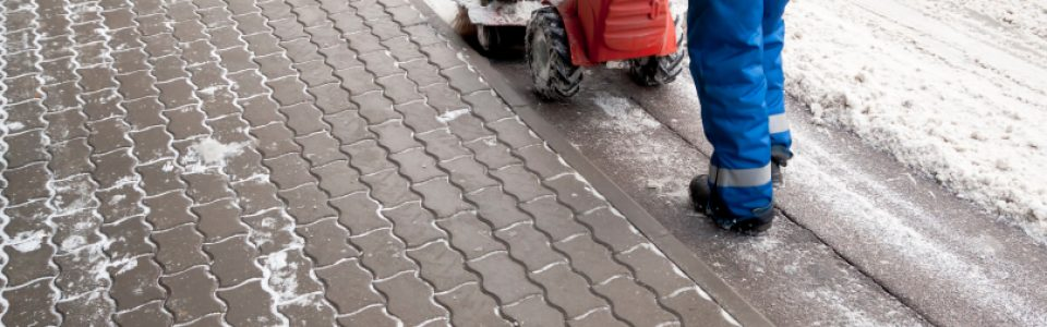 Commercial Snow Removal Keeps Your Clients and Customers Safe